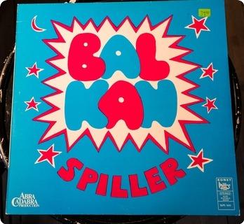 Balkan Balkan Spiller  Sonet – Slps 1610 1973