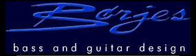BOERJES Bass & Guitar Design