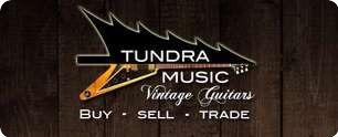 Tundra Music INC. Vintage Guitars