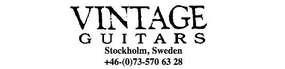 Vintage Guitars, Sweden