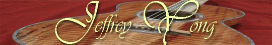 Jeffrey Yong Guitars
