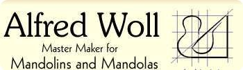 Alfred Woll - Mandolins and Mandolas