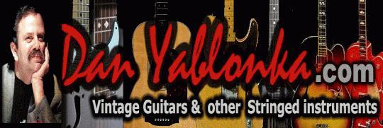 Dan Yablonka Guitars