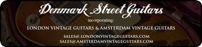 Denmark Street Guitars