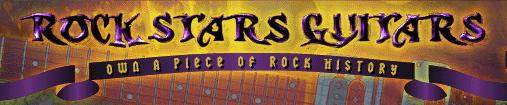 Rock Stars Guitars