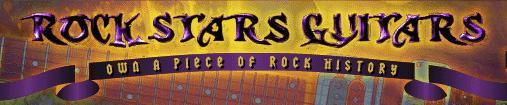 Rock Stars Guitars