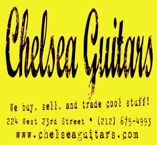 Chelsea Guitars