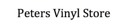 Peters Vinyl Store